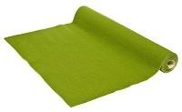 Schurwollmatte colour grün