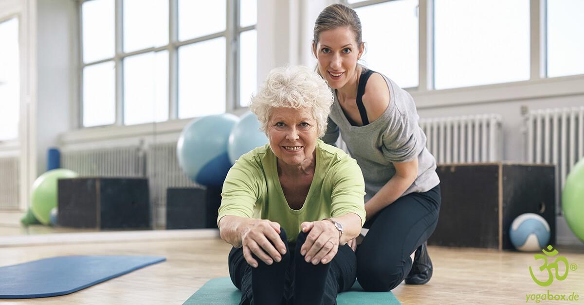 Hatha Yoga: der sanfte Weg zu einem neuen Körpergefühl