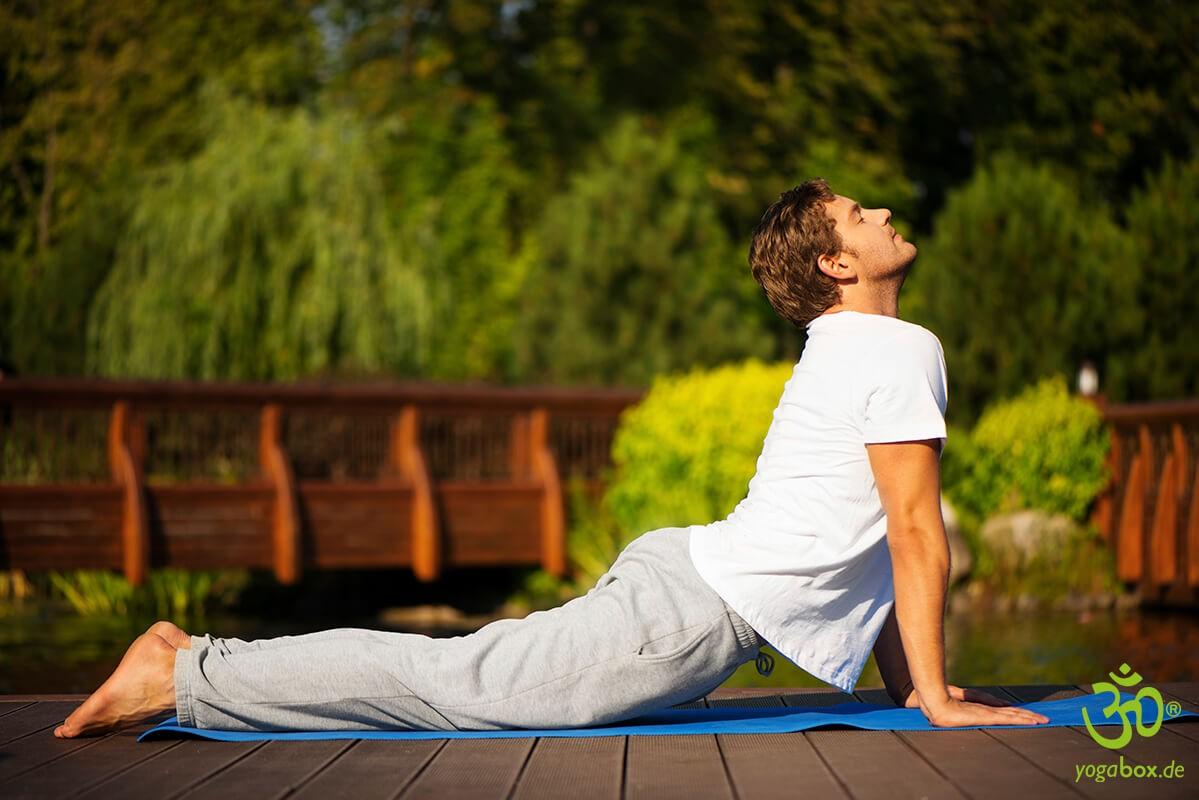 Yoga für unterwegs