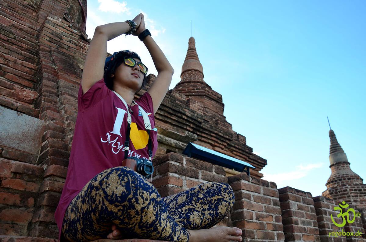 Mein persönliches Yoga: genussvoll üben abseits aller Leistungsgedanken