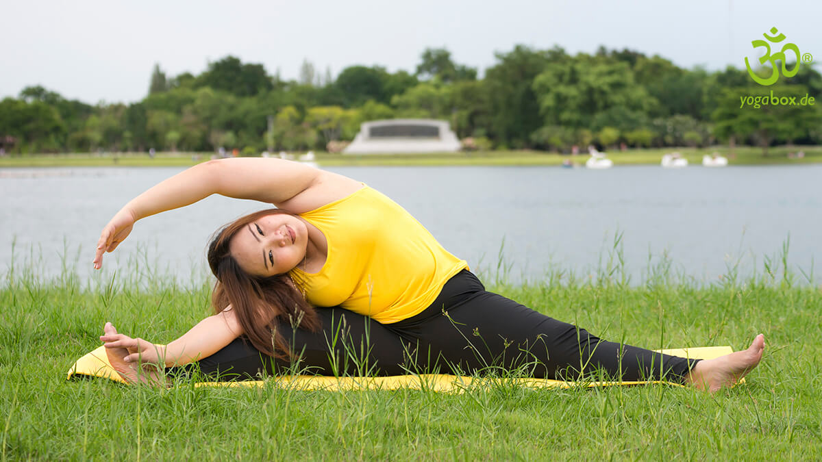 XXL Yoga Trend: Lasst dicke Yogis um uns sein!