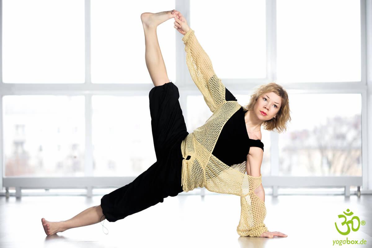 Yoga Stützhaltung – Vasisthasana