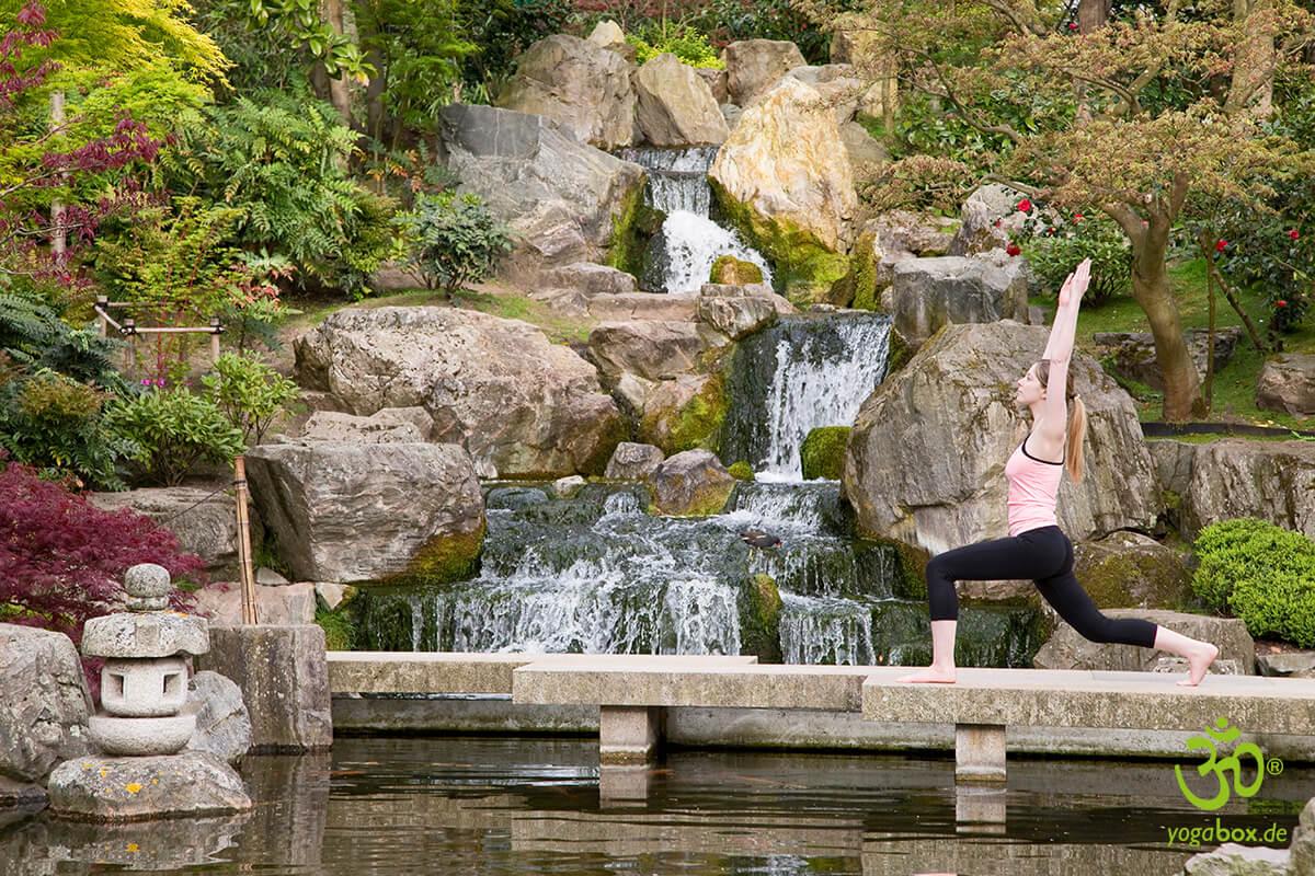 Gesund durch Yoga