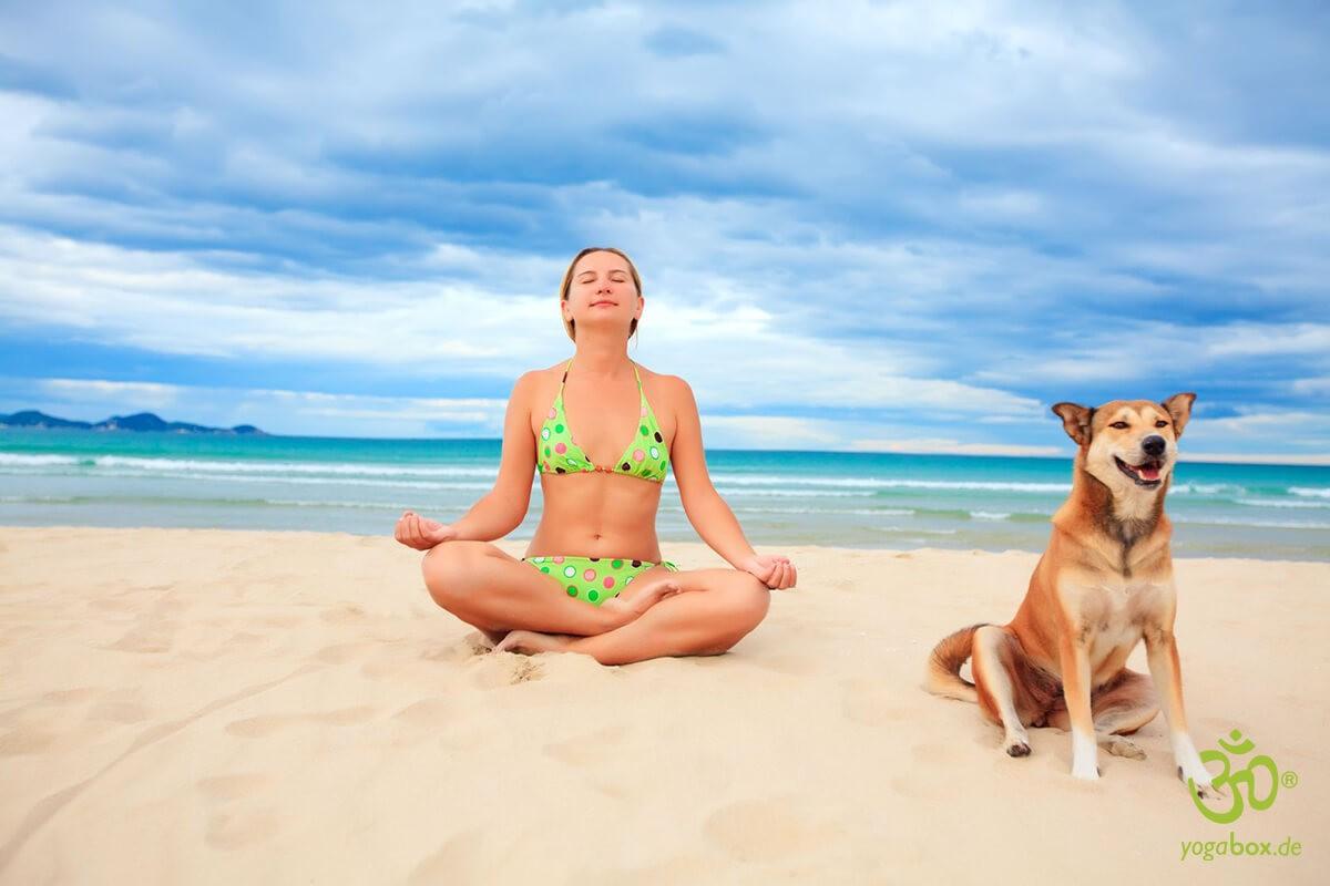 Im Yoga-Urlaub neue Kraft schöpfen und die Lebensgeister wecken