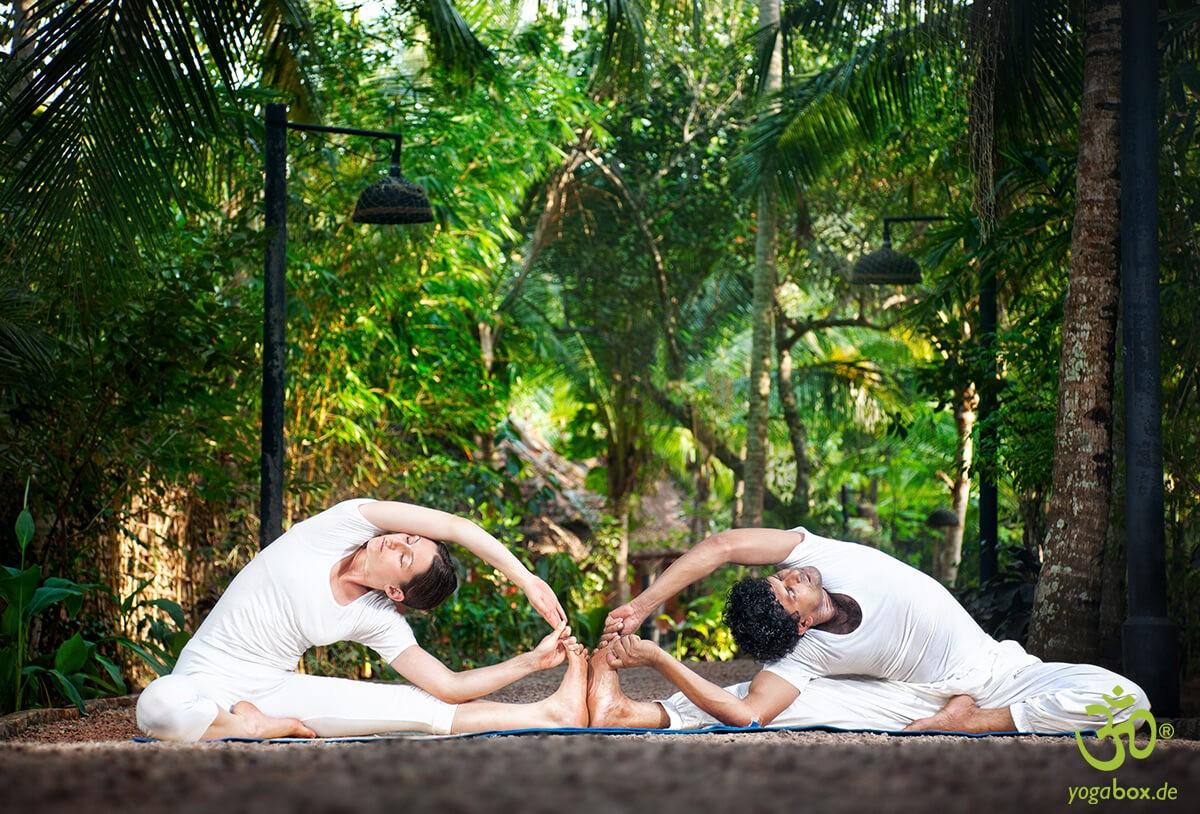 Hatha Yoga Übungen