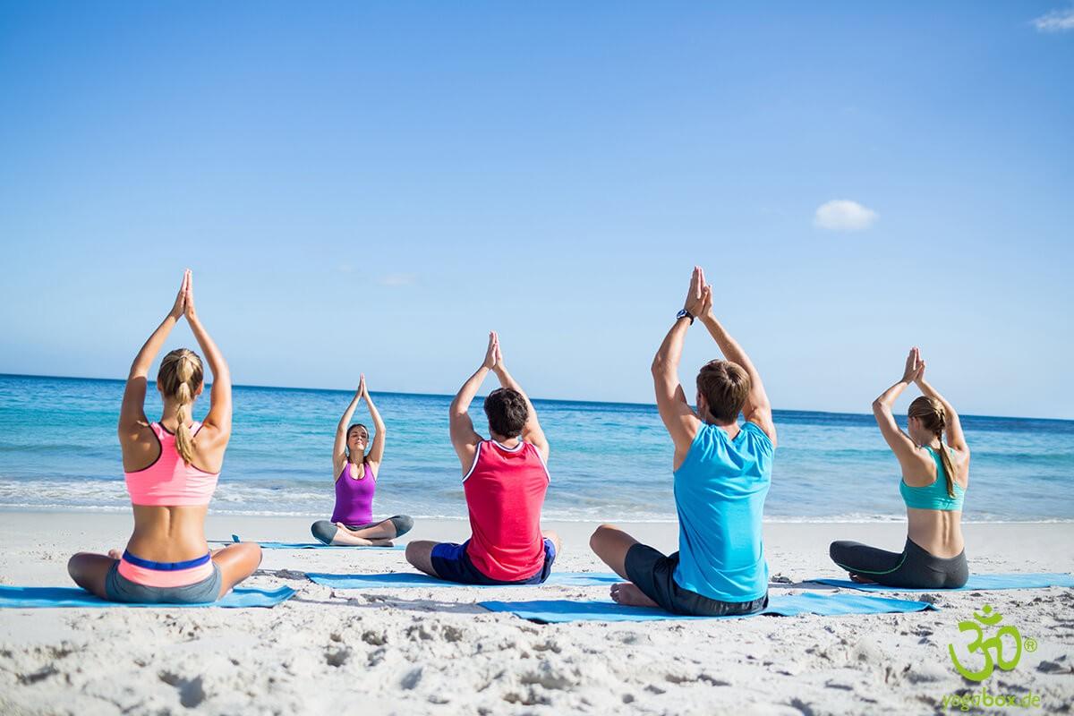 Ist Yoga gesund?