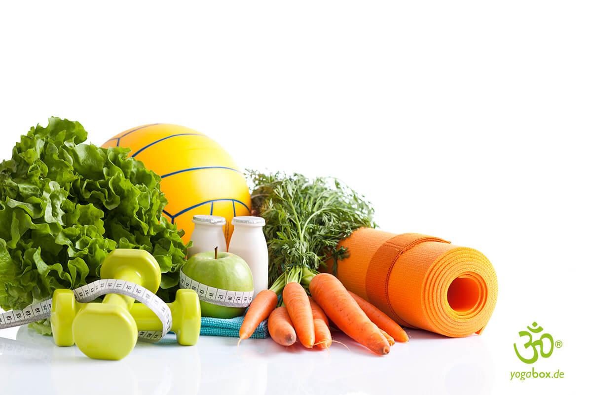 Yoga und Ernährung