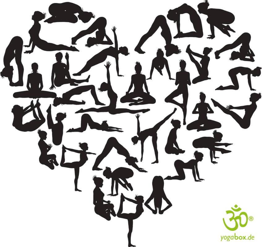 Neu durchstarten mit Yoga