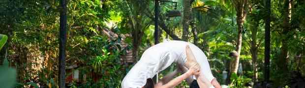 Die Bogenhaltung (Dhanurasana und Urdhva Dhanurasana)