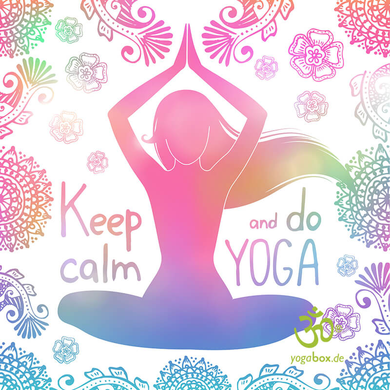 Motivationsideen für den Yoga-Start