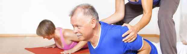 Yoga im Alter