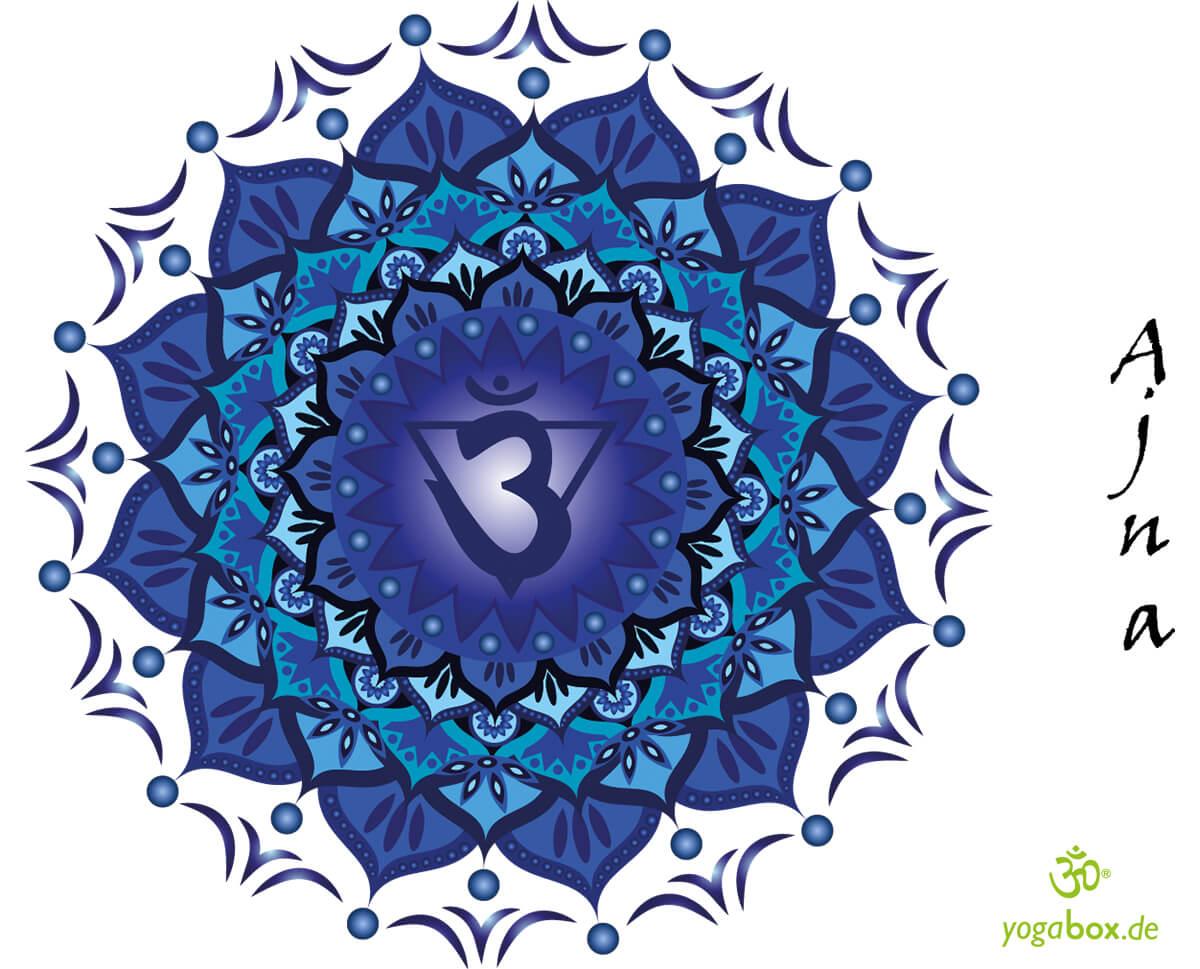 Ajna Chakra - das Dritte Auge und die intuitive Lebensweise