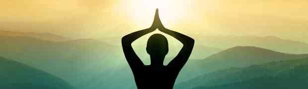Parvatasana - der Yoga Berg