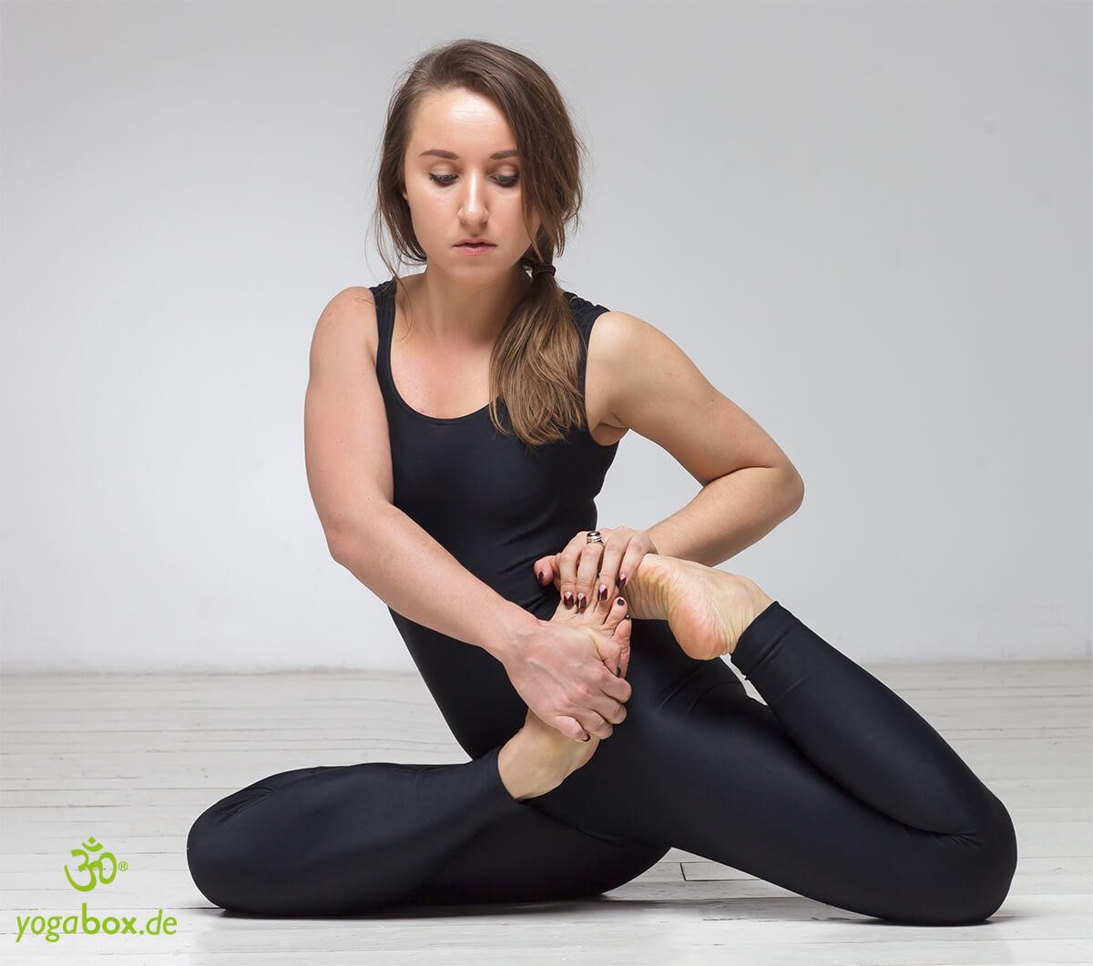 Vamadevasana: Mehr zur Yoga Übung und ihrer Ausführung