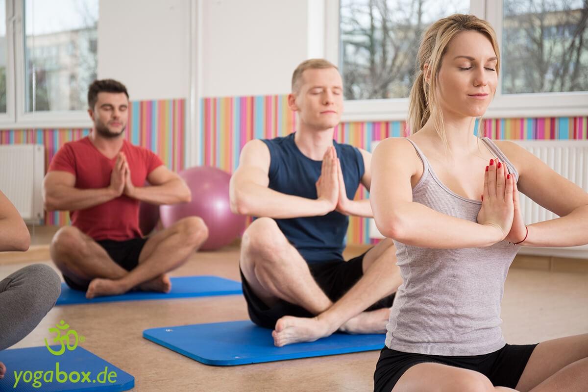 Yoga lernen, aber richtig