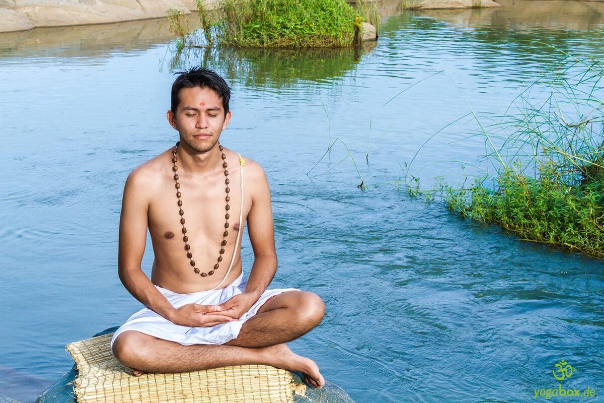 Dhyana: der vollendete Zustand der Meditation