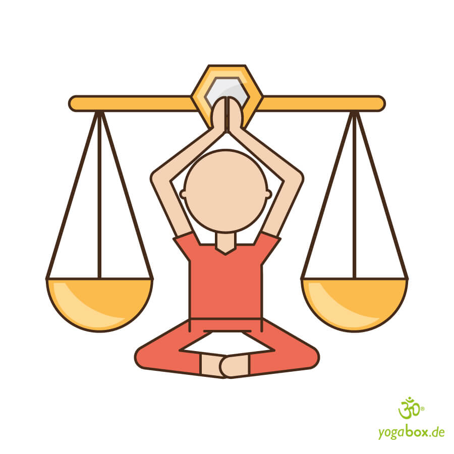 Tolangulasana: Balance in der Waage finden