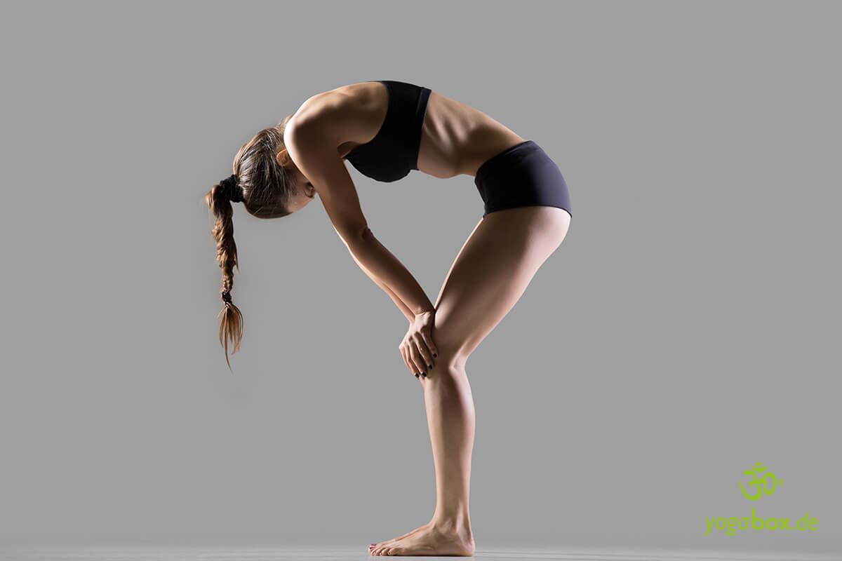 Uddiyana Bandha: Der Verschluss der Bauchdecke, durch das Einziehen des Bauches
