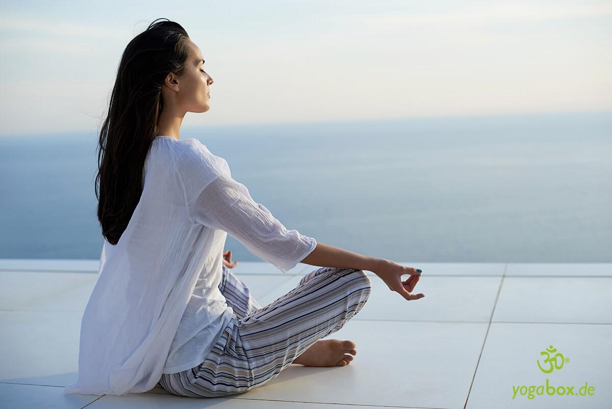 Dharana - entspannt fokussiert bleiben