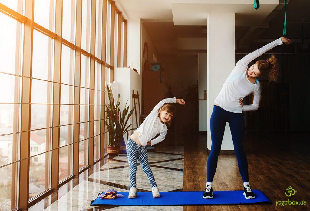 Yogaübungen und Körpertraining - was ist der Unterschied?