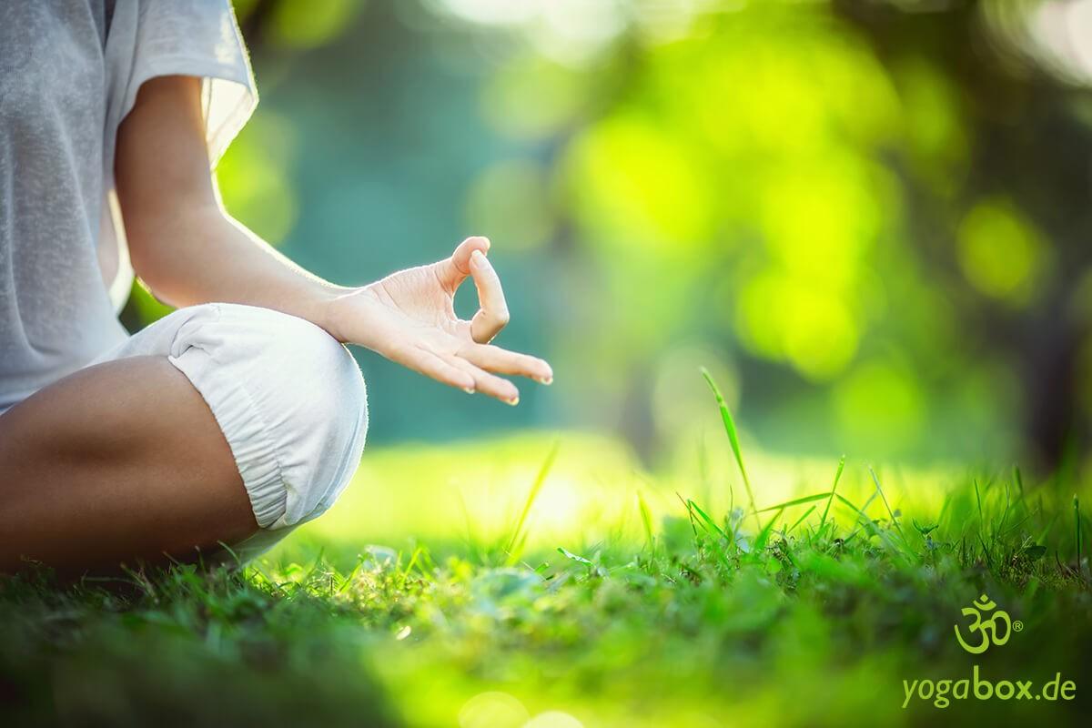 Pratyahara: das fünfte Glied im Raja Yoga