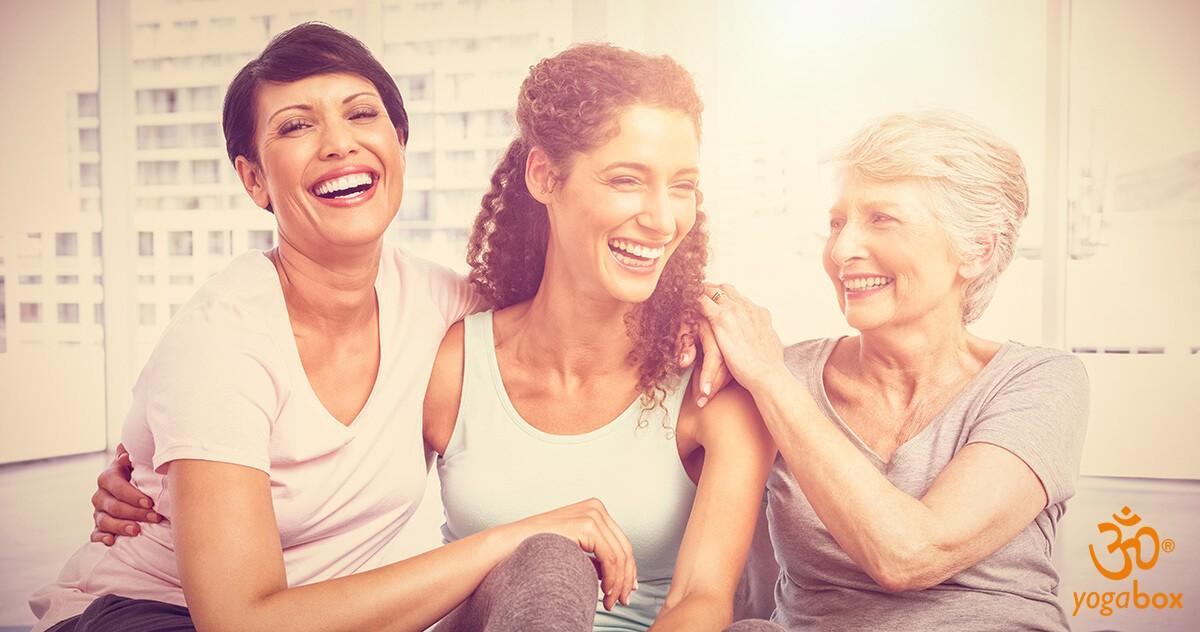Lach Yoga - Die wohltuende Wirkung des bedingungslosen Lachens
