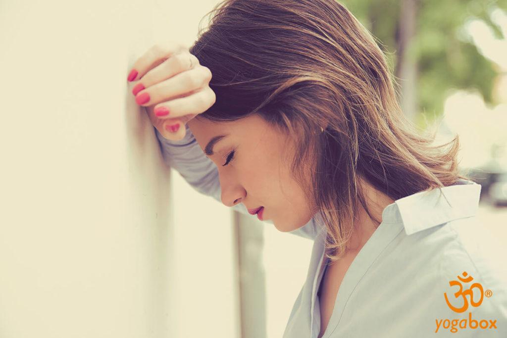 Burnout: mit Yoga aus dem negativen Kreislauf kommen