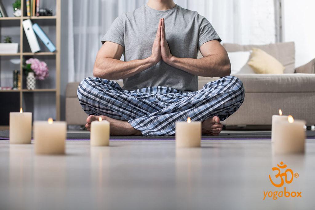 Sama Vritti Pranayama gleichmäßig und ganzheitlich atmen