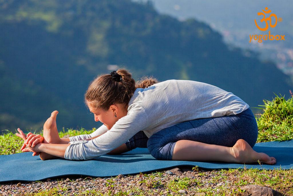 Triang Mukhaikapada Paschimottanasana - Mehr Energie für dein Leben