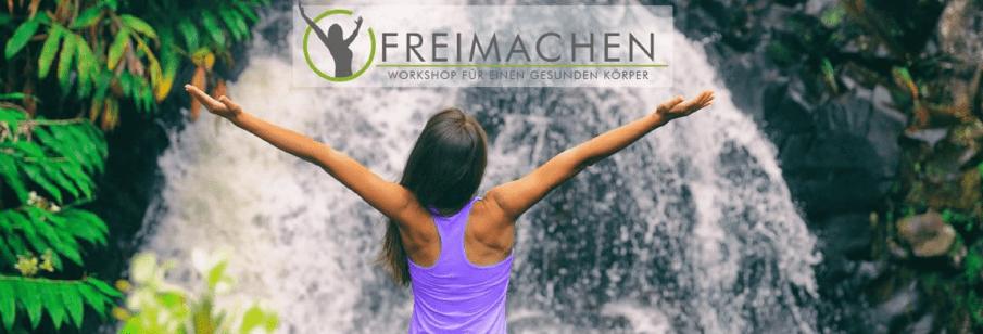 FREIMACHEN - Der Workshop für einen gesunden Körper - Sonntag, 03.11.2019 @yogabox in Hilden