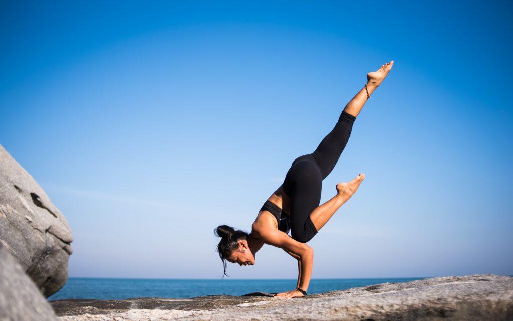 3 effektive Yoga-Übungen für Fortgeschrittene
