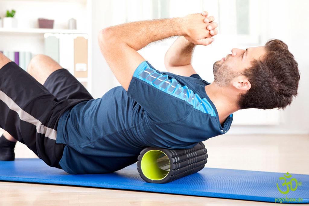 Wie Faszien mit Yoga zusammenhängen