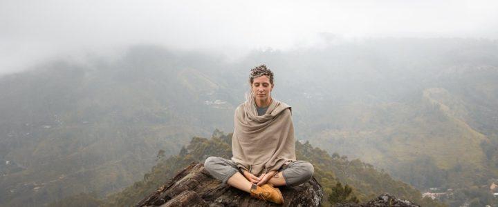 Mehr Wohlbefinden durch Meditation