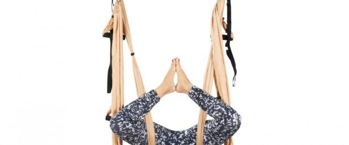 Yoga Schaukel für schwereloses Yoga