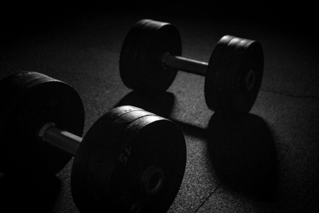 Muskelaufbau mit Yoga