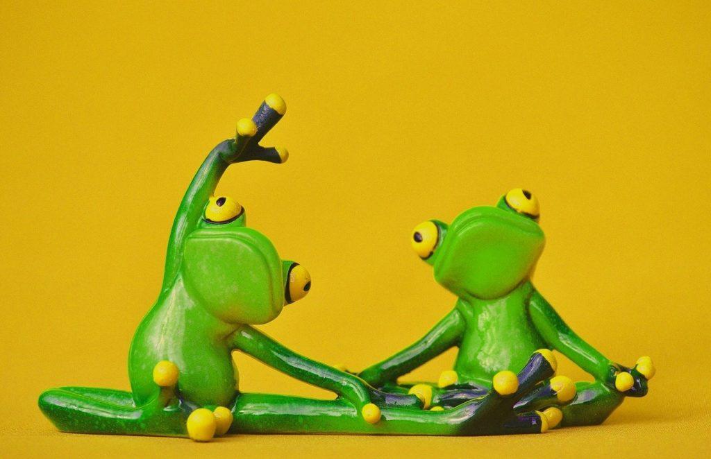 Yoga Partnerübungen - mit Partneryoga die Beziehung intensivieren
