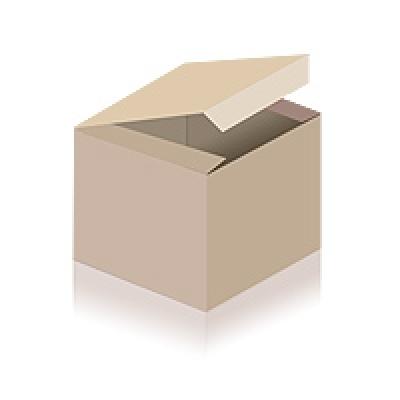 Meditationskissen Glückssitz Rondo Lotus Om Stick lila/schwarz