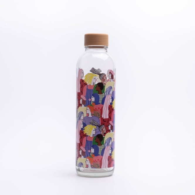 Glastrinkflasche CARRY 0.7 l INCLUSIVE