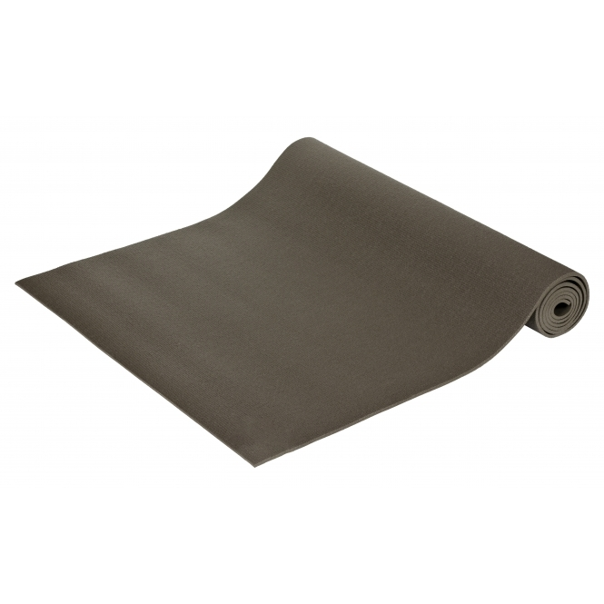 Yogamatte Premium 2. Wahl 183 - 200 x 60 x 0,3 cm Made in Germany stone