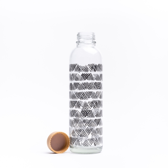 Glastrinkflasche CARRY 0.7 l OFF TRACK