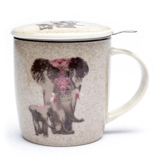 Set Teetasse Elephant