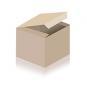 Meditationskissen Glückssitz Rondo mit Om Stick violett/schwarz