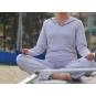 yogitex® Yoga Shirt Arambol melange L